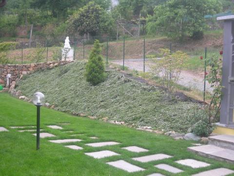 Buffa antonio perito agrario - Camminamento pietra giardino ...