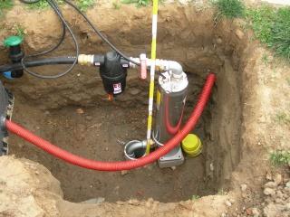 Pompa per impianto irrigazione termosifoni in ghisa - Pompa per irrigazione giardino ...
